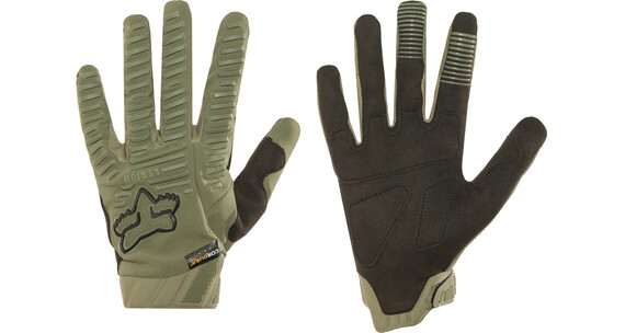 Fox Legion Gloves Men Fatigue Green